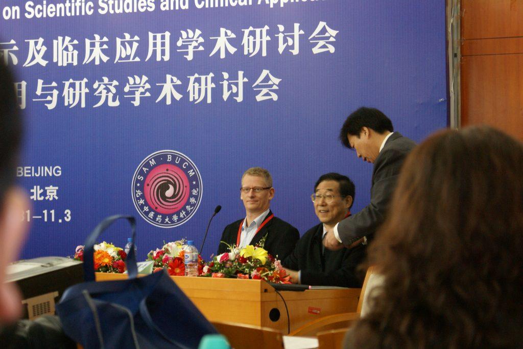 Dansk-Akupunktur.dk i Kina